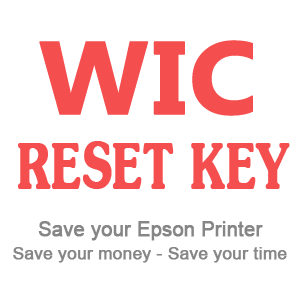 Solution for Overflow Waste Ink Counter | Wic Reset Key
